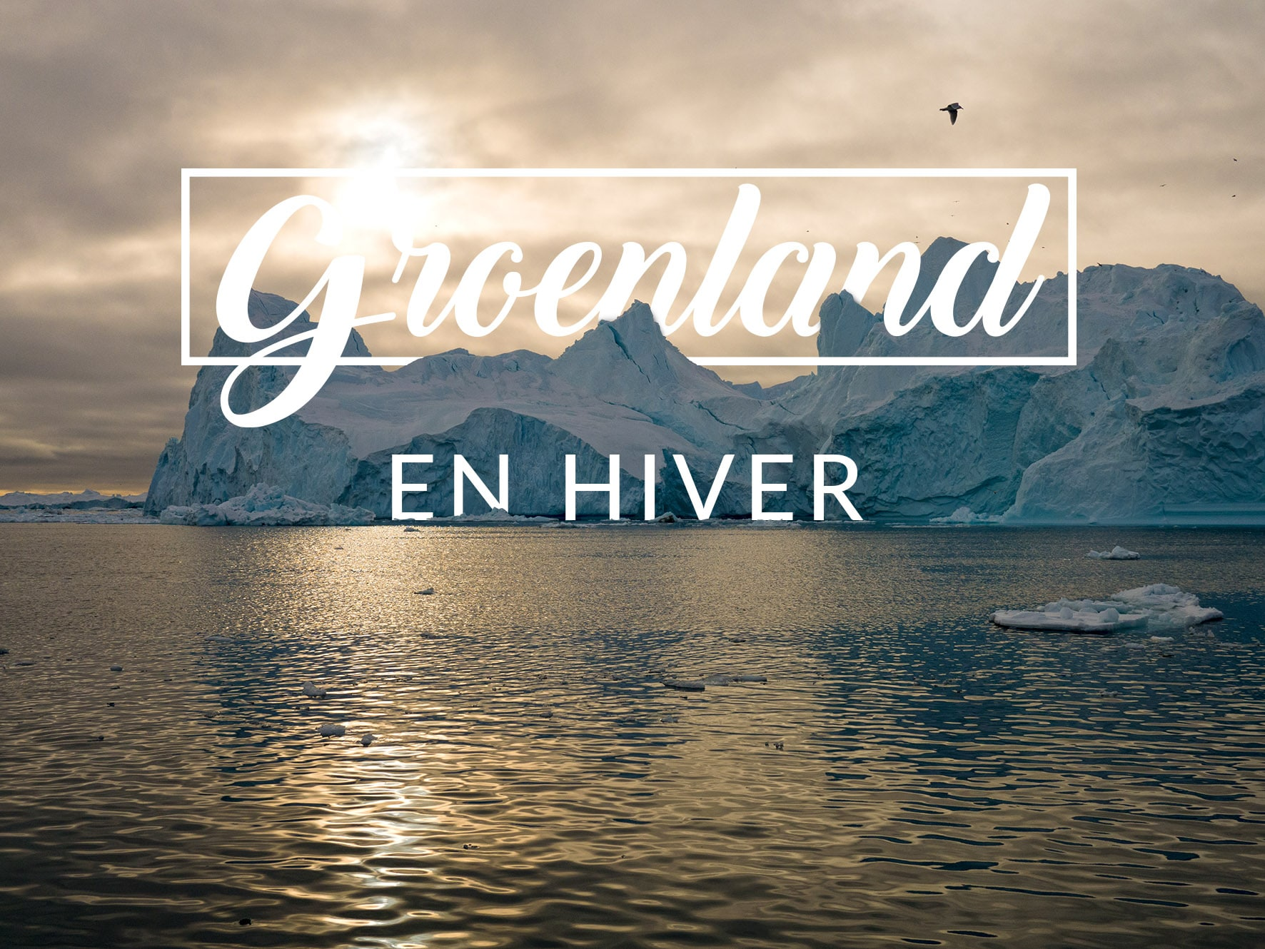 Groenland-hiver