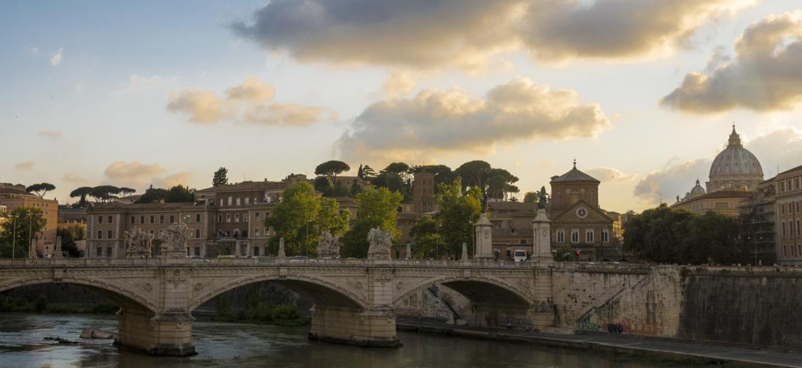 Pont Rome en 3 jours