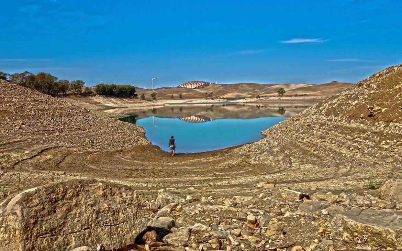 Lac El Chorro Andalousie