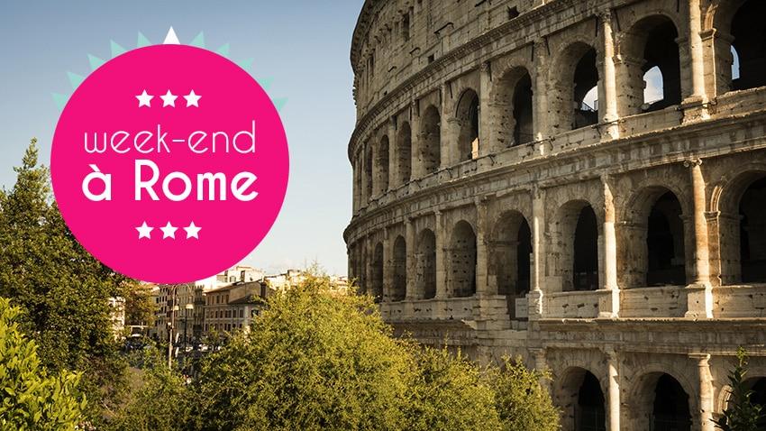 Rome en 3 jours Italie