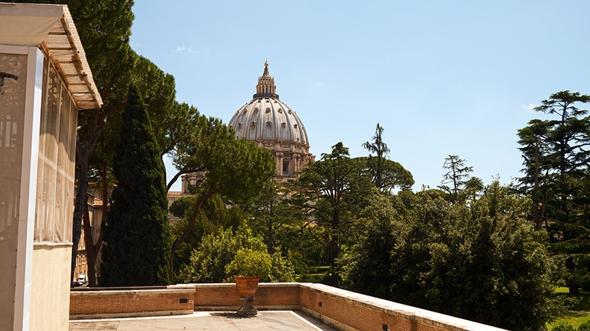 Vatican Rome en 3 jours dôme