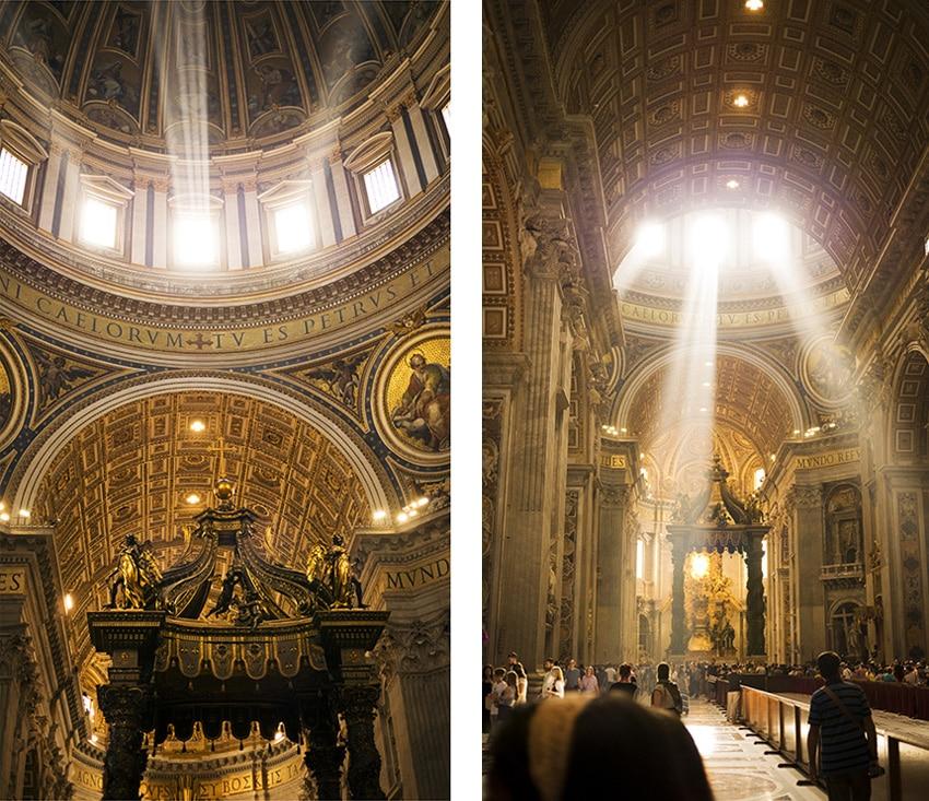 San Pietro Rome en 3 jours