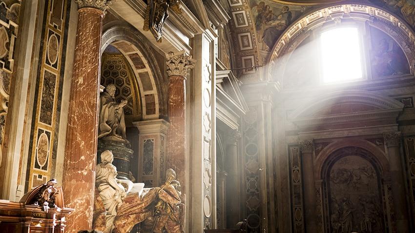 Saint-Pierre Rome en 3 jours