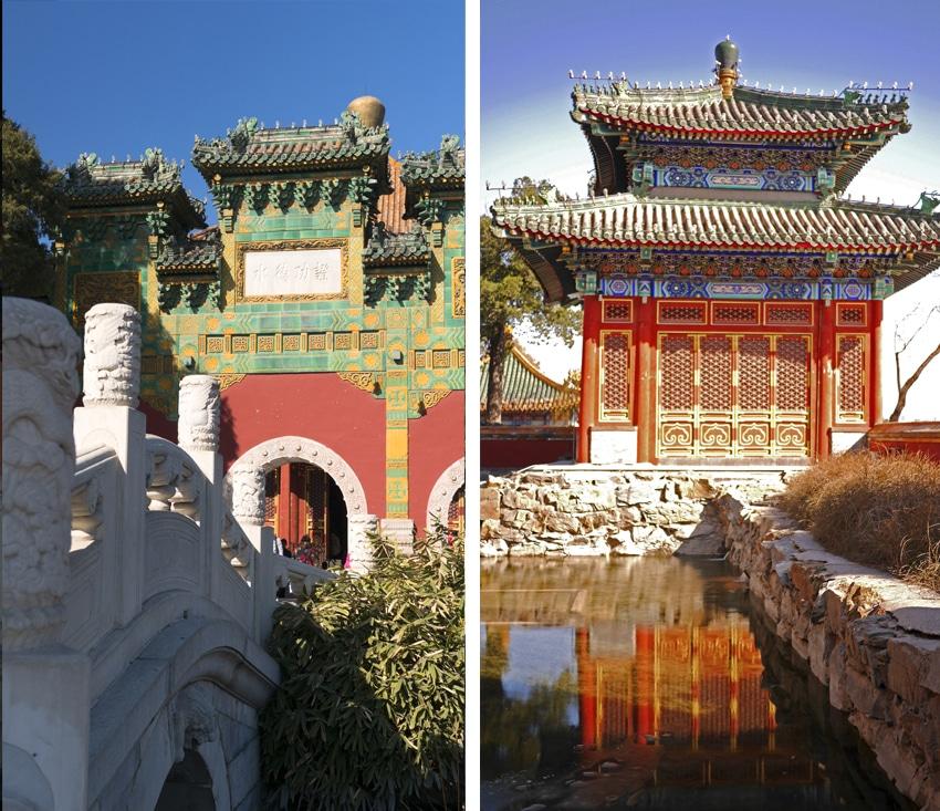 Beihai Pékin Cité interdite