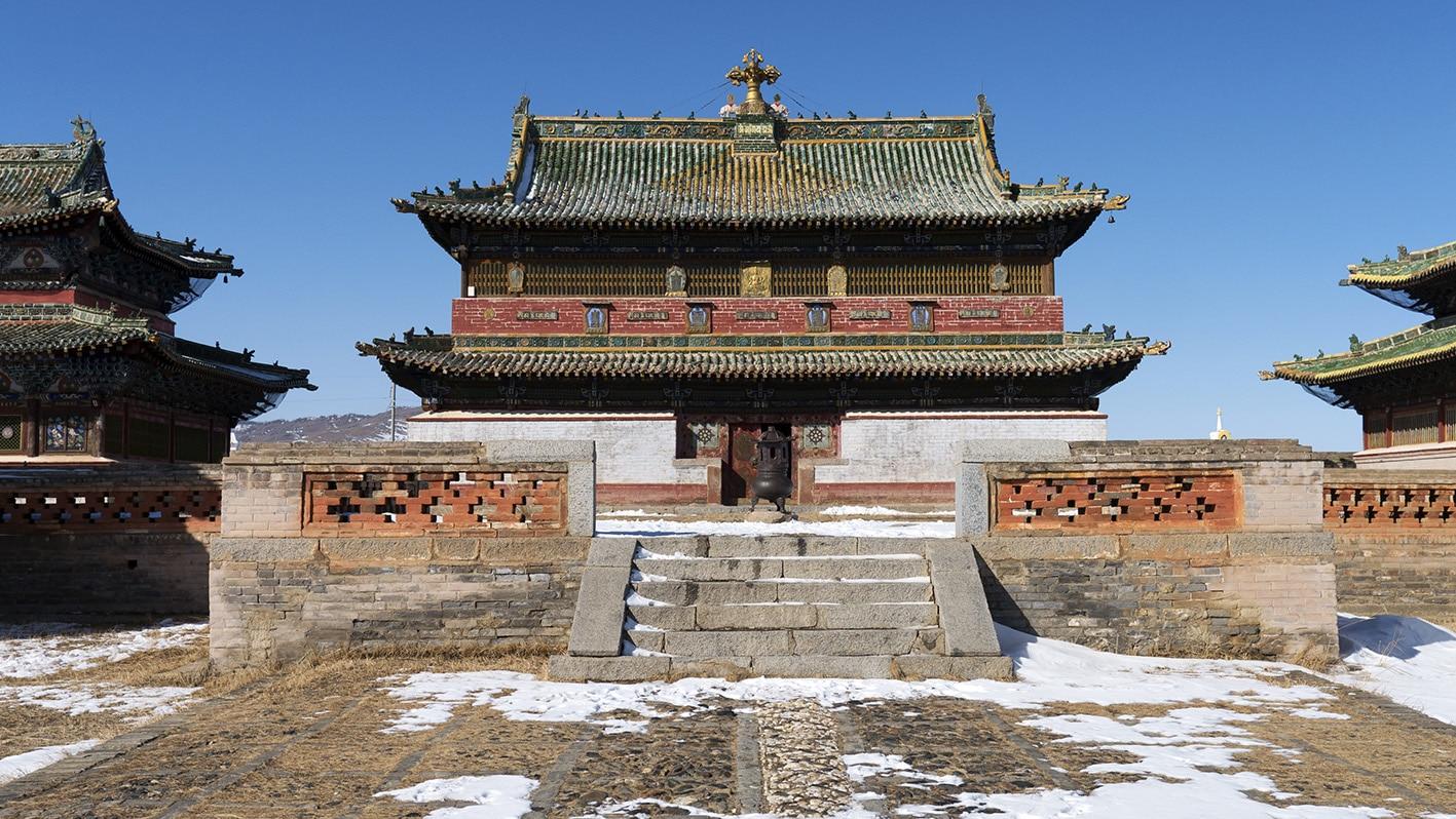 Erdene Zuu Mongolie