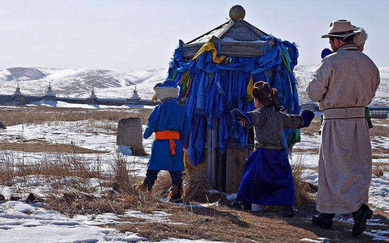 Parlez-moi de Karakorum – Mongolie