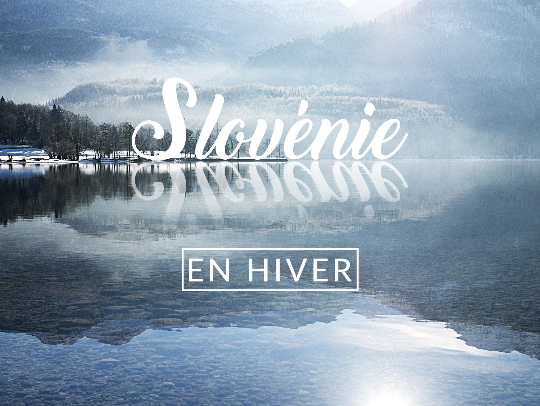 Pinterest Slovénie en hiver