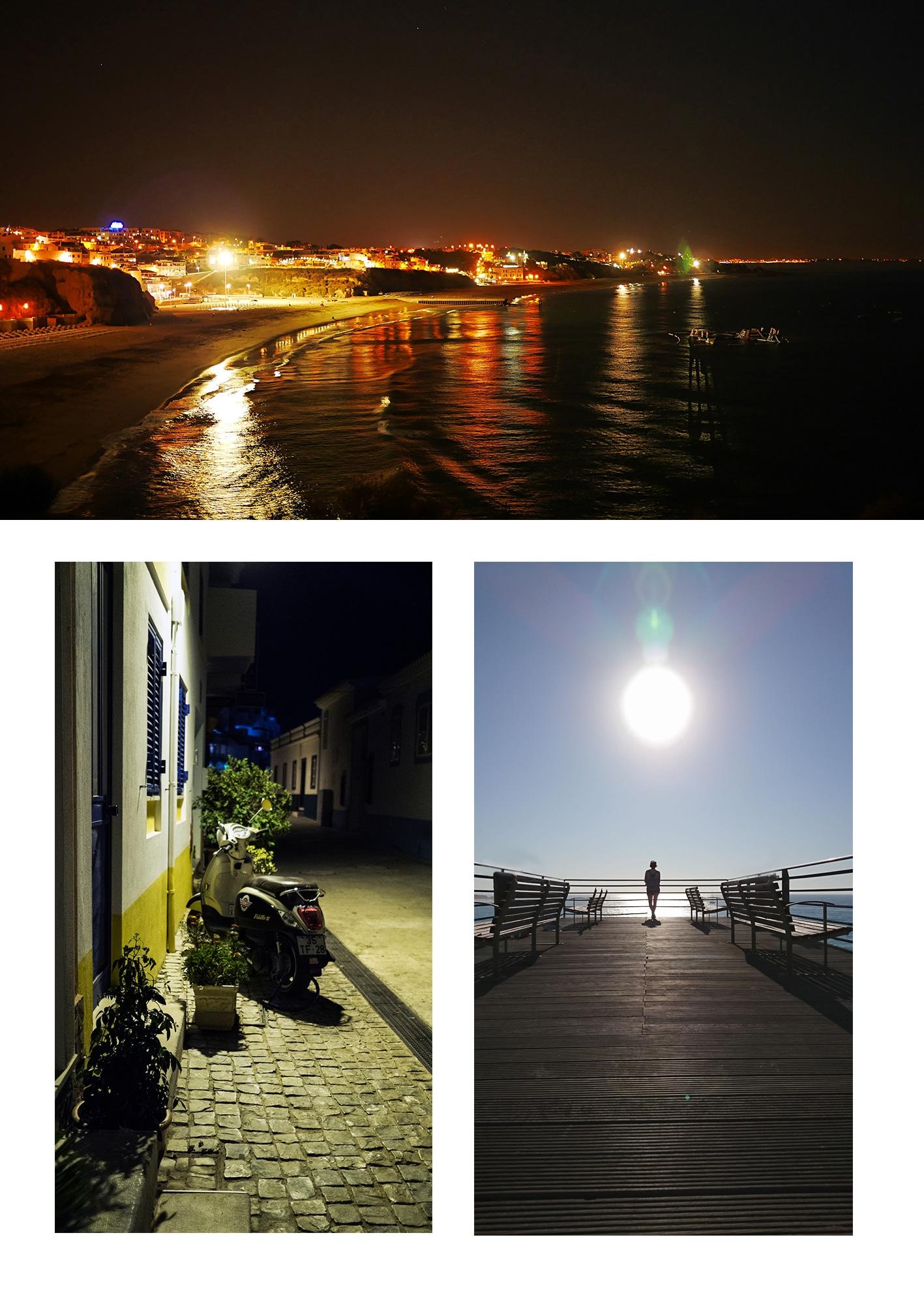 Algarve-scooter