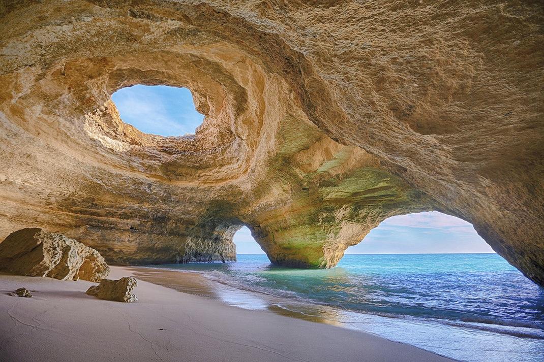Praia da Benagil