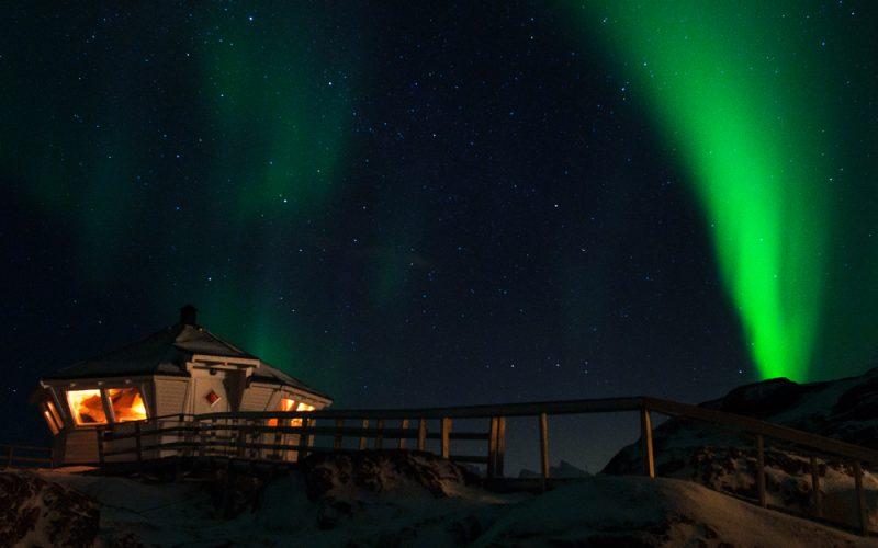 Norvège en hiver : l'Ile de Senja