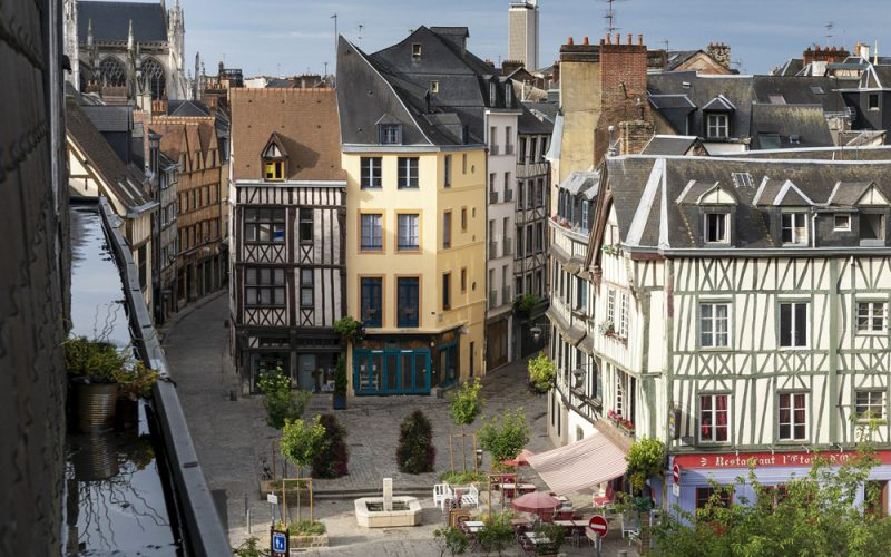 Week-end à Rouen, la ville aux cent clochers