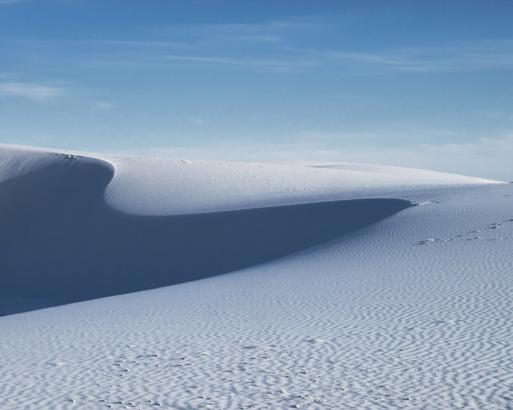 White Sands blog