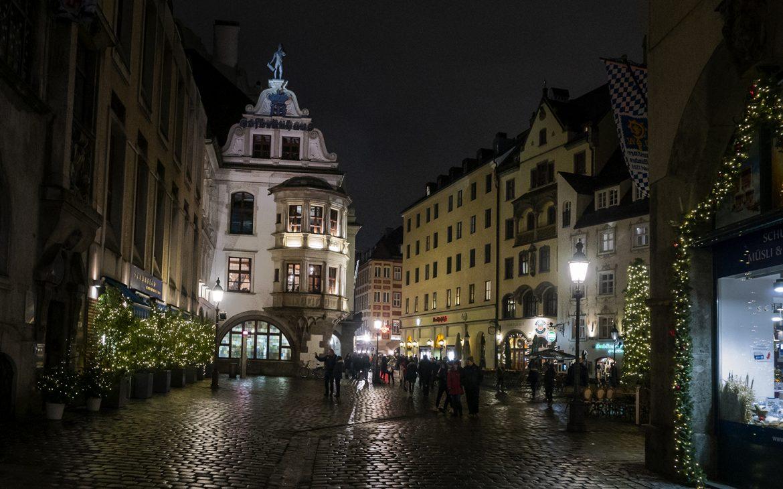 Munich réveillon