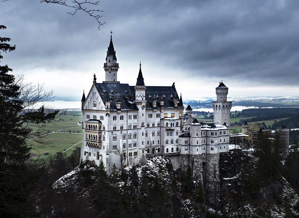 Bavière en hiver blog