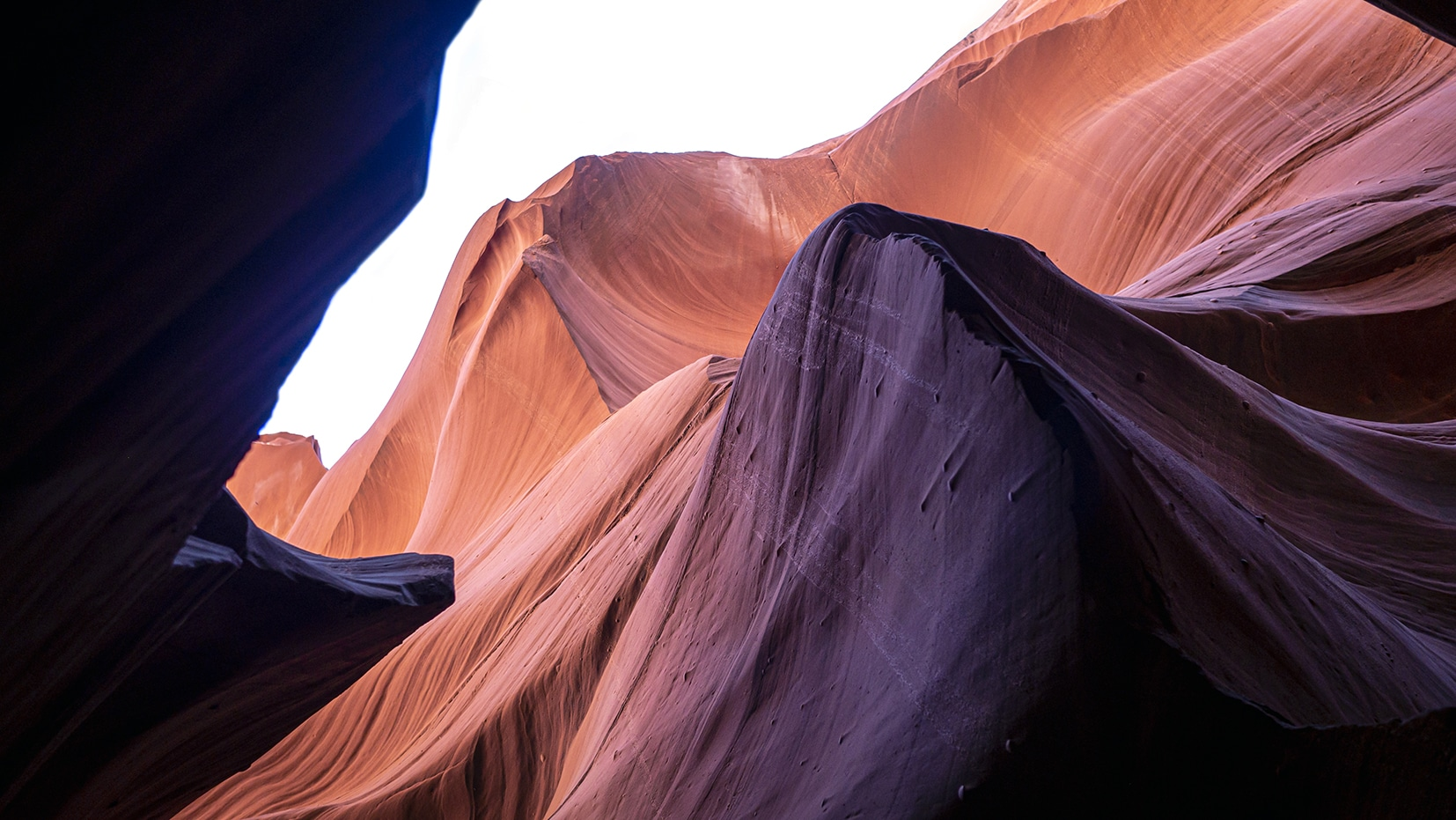 Lower Antelope Canyon sculpture