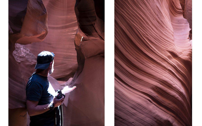 Canyon X grottes