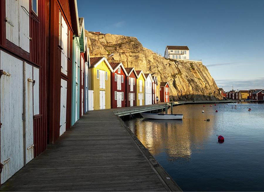 Une semaine en Suède