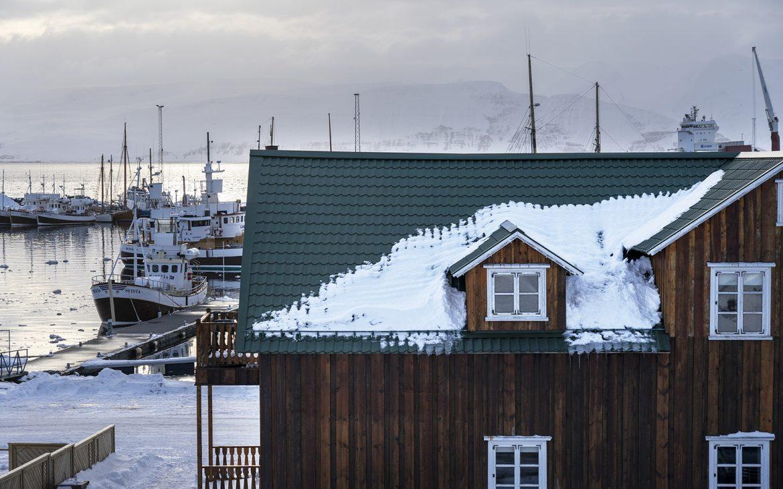 Husavik Islande port nordique