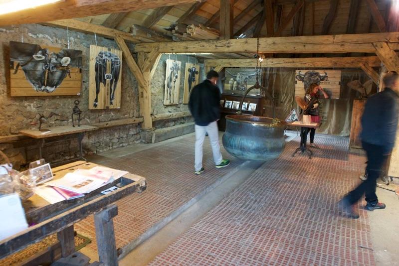 Burdine Man événement Jura chalet d'Alpage